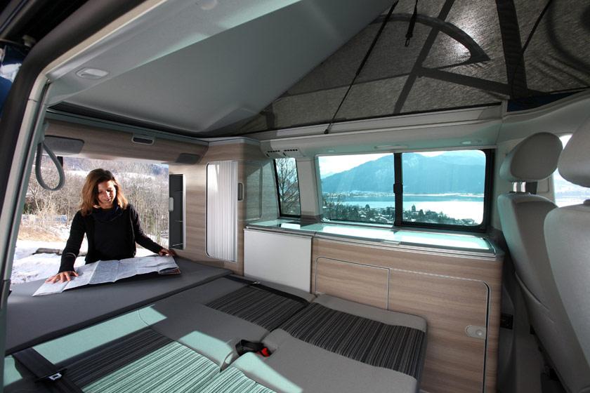 rent camper van in madrid take a van. Black Bedroom Furniture Sets. Home Design Ideas